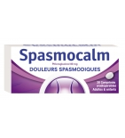 SPASMOCALM - Douleurs Spasmodiques - 20 comprimés