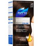 PHYTO COLOR - Coloration Permanente 4M Châtain Clair Marron - 125 ml