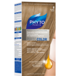 PHYTO COLOR - Coloration Permanente 8 Blond Clair - 125 ml
