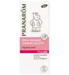 PRANABB - Spray Massage Confort Digestif Bébé Bio - 15 ml