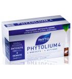 PHYTOLIUM 4 - Traitement Anti-Chute Homme 3,5 ml - 12 Fioles