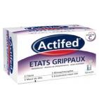 ACTIFED - Etats grippaux - Boîte de 10 sachets