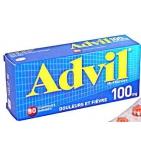 Advil 100 mg Enfant - 30 comprimés enrobés