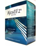 Alostil 2% 'Minoxidil' - 3 flacons de 60 ml