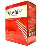 Alostil 5% 'Minoxidil' - 3 flaconS