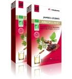 ARKOFLUIDES - Jambes Légères Bio - Lot de 2 x 20 ampoules