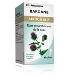 ARKOGELULES - Bardane - Etats Séborrhéiques de la Peau - 45 gélules