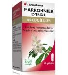 ARKOGELULES - Marronnier d'Inde - Troubles Hémorroïdaires - 45 gélules