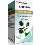 ARKOGELULES - Bardane - Etats Séborrhéiques de la Peau - 150 gélules