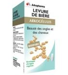 ARKOGELULES - Levure de Bière - Beauté Ongles & Cheveux - 150 gélules