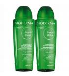 NODE - Shampooing Fluide Non Détergeant - Lot de 2 x 400 ml