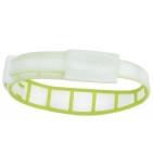 Bracelet Anti-Insectes vert fluo - 1unité