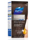 PHYTO COLOR - Coloration Permanente 5 Châtain Clair - 125 ml