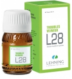 L28  Troubles Veineux - 30 ml