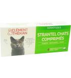 Vermifuges Strantel Chat - 4 comprimés