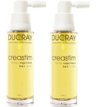 CREASTIM - Lotion Antichute - Lot de 2 x 30 ml