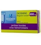 Diosmine 600 mg - 30 comprimés