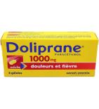 PARACETAMOL - Doliprane 1 000 mg - 8 gélules