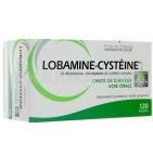 Lobamine Cystéine - 120 gélules