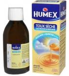 Humex Adultes Toux Sèche Dextrométhorphane - 200 ml