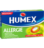 HUMEX - Allergie Loratadine 10 mg -  7 comprimés