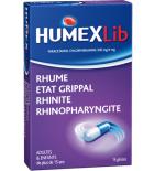 HUMEX - Lib - Rhume, état grippal - 16 gélules