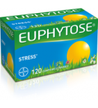 EUPHYTOSE - Anti-Stress - 120 comprimés