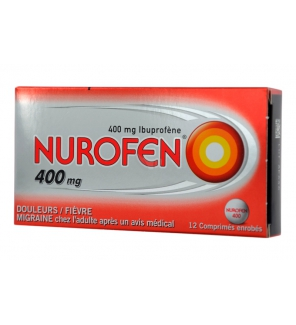 nurofen 400 mg m dicaments anti inflammatoire sans ordonnance. Black Bedroom Furniture Sets. Home Design Ideas