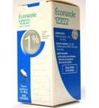 Flacon poudre Econazole 1% Mycoses - 30 g