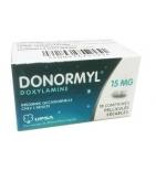Donormyl 15 mg - 10 Comprimés Pélliculés Sécables