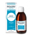 POLERY - Sirop Antitussif Adulte Sans Sucre - 200 ml