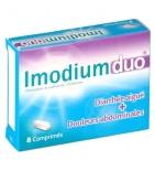 Imodium Duo - 8 comprimés