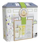 Coffret Maison du Bonheur - Eau Fraîche Parfumée Cédrat + lait corps et gel douche