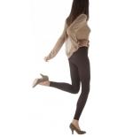 BIEN-ETRE - Permanente - Collant Normal Legging Opaque Noir Taille 1