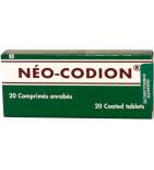 Neo-codion - 20 comprimés