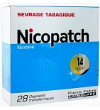 NICOPATCH - Sevrage Tabagique 14 mg/24 h - 28 patchs