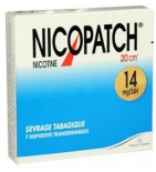 NICOPATCH - Sevrage Tabagique 14 mg/24 h - 7 patchs