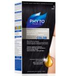 PHYTO COLOR - Coloration Permanente 1 Noir - 125 ml