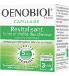 Capillaire Revitalisant - Santé et Vitalité des Cheveux -180 capsules