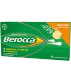 BEROCCA - Vivacité Physique et Mentale Effervescents - 30 comprimés