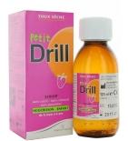 DRILL - Petit - Sirop Toux Sèche Enfant Nourrisson Sans Sucre - 125 ml