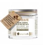 Soin corps beurre de Macadamia - 100 ml