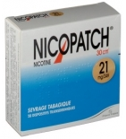 NICOPATCH - Sevrage Tabagique 21 mg/24 h - 28 patchs