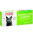 Vermifuges Strantel Chat - 2 comprimés