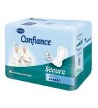 CONFIANCE SECURE - Protections anatomiques 6 gouttes - 30 unités