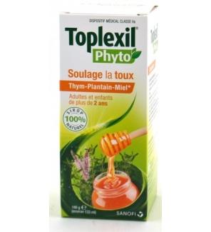 sanofi toplexil phyto sirop toux s che grasse jevaismieuxmerci. Black Bedroom Furniture Sets. Home Design Ideas
