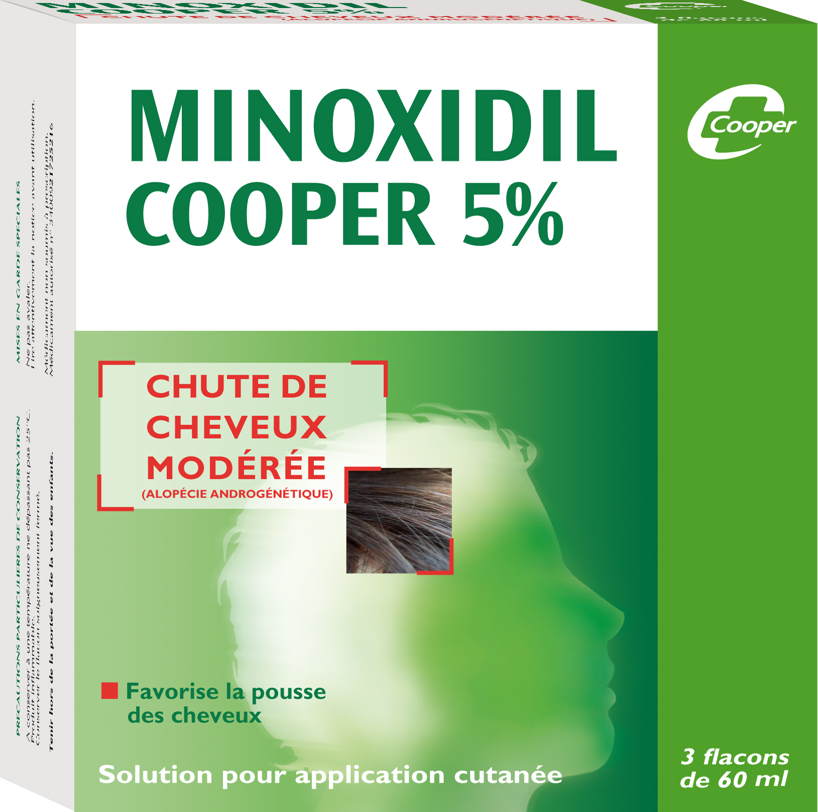 prix de minoxidil cooper 5 3 fl 60ml. Black Bedroom Furniture Sets. Home Design Ideas