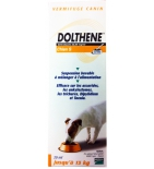 Dolthene Vermifuge canin Chien S ( 0 à 13 kg) - 20 ml