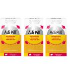 ADI PILL - Métabolisme des graisses - Tripack 3 x 40 capsules