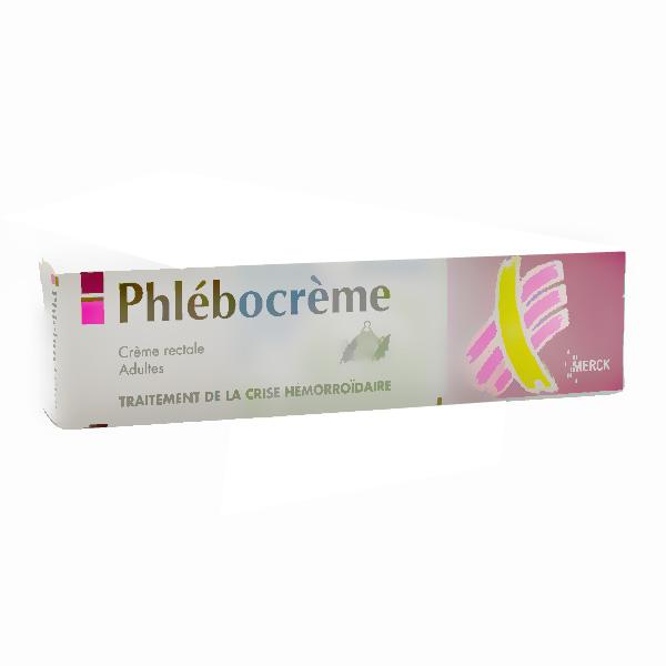 Merck Phlebocrème - Crème rectale - 30 g